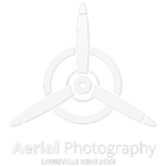 aerial photography louisville logo